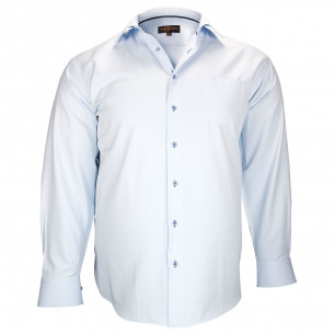 Chemise repassage facileMANCHESTER Doublissimo GT-FT8DB1