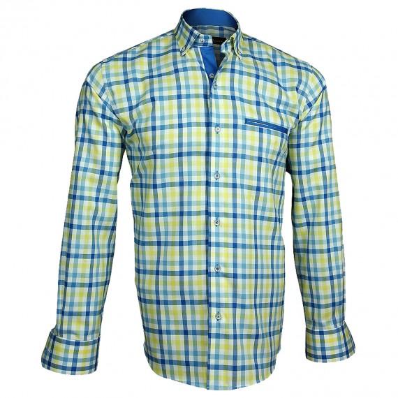 Chemise à coudières DONATELLO Emporio balzani A3EB8