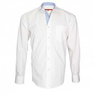 Chemise col italien WEMBLEY Andrew Mc Allister A9AM8