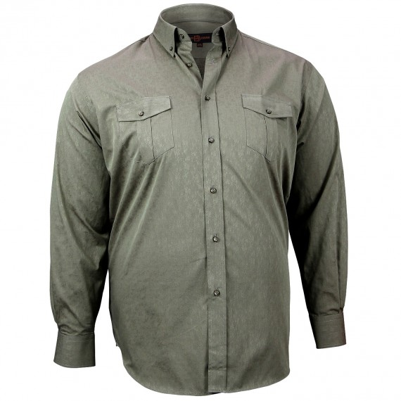 CHEMISE GRANDE TAILLE SPORT Doublissimo GT-K3DB2