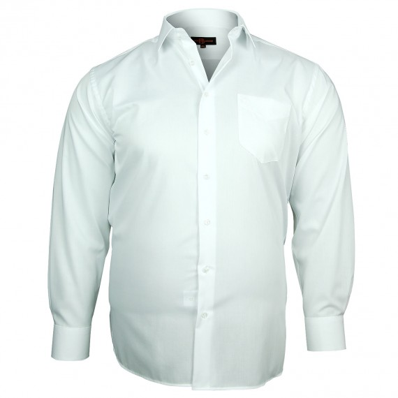 Chemise popeline TRADITIONNELLE Doublissimo GT-Y1DB1