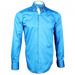 Chemise double col DUNDEE Andrew Mc Allister H12AM5