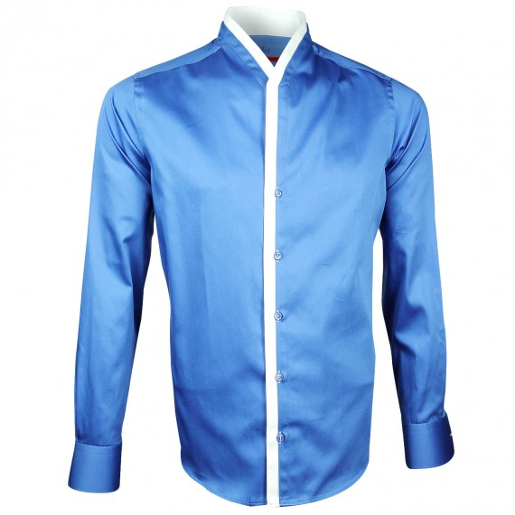 Chemise tendance OFFICER Andrew Mc Allister H24AM4