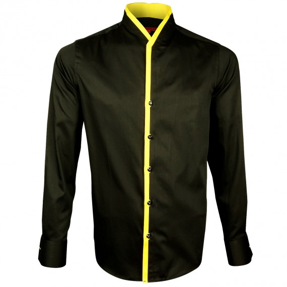 Chemise tendance OFFICER Andrew Mc Allister H24AM5