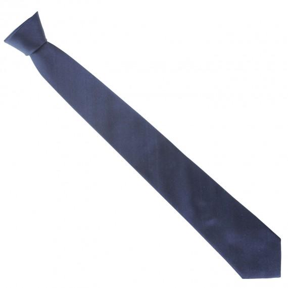 Cravate en soie UNIE Emporio balzani KCR-MARINE