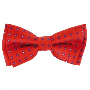 CRAVATE EN SOIE BOWTIE Andrew Mc Allister KNPAP-RGE