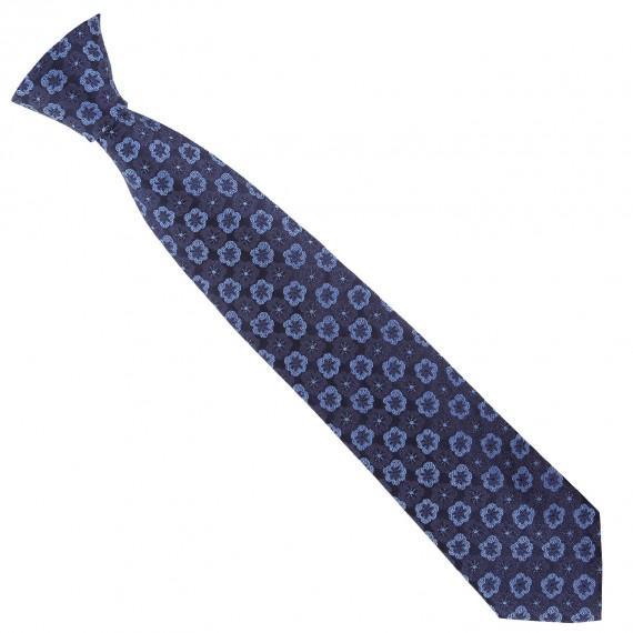 Cravate jacquard BUSINESS Emporio balzani M-CRFANT15