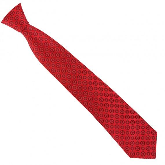 Cravate Soie Tissée BUSINESS Emporio balzani M-CRFANT3