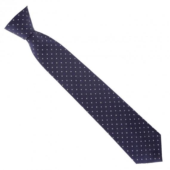 Cravate soie tissée BUSINESS Emporio balzani M-CRFANT8