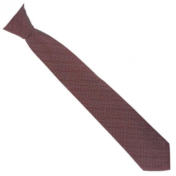 Cravate soie tissée BUSINESS Emporio balzani M-CRFANT9