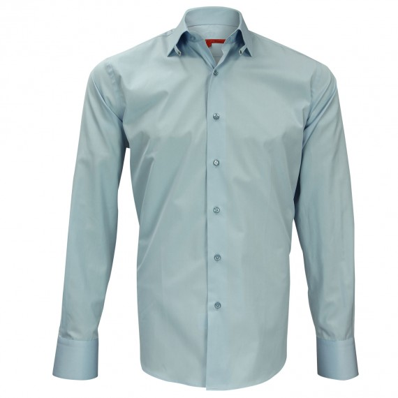 Chemise col anglais JOHNATAN Andrew Mc Allister N8AM1