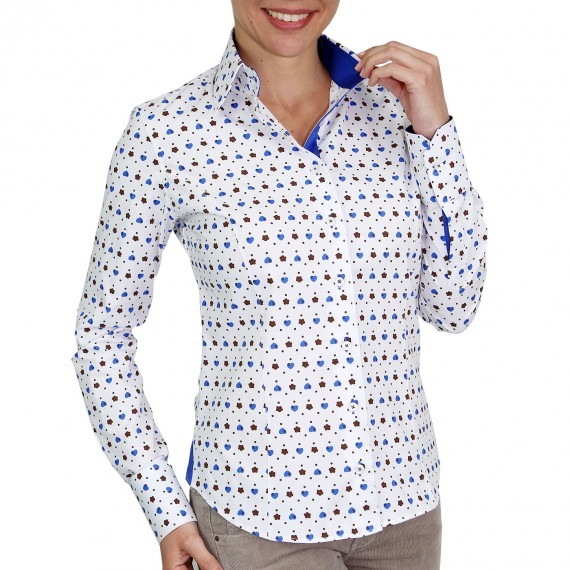 Chemise stretch CHARMS Andrew Mc Allister NF2AM2