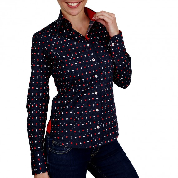 Chemise stretch CHARMS Andrew Mc Allister NF2AM4