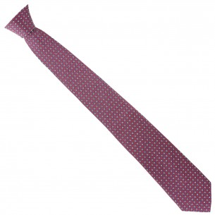 Cravate en soie JACQUARD Emporio balzani NP-CRFANT11