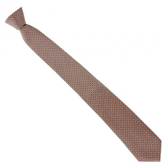 Cravate en soie JACQUARD Emporio balzani NP-CRFANT2