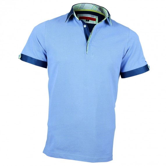 Polo col chemise SYLVER Andrew Mc Allister Y-POLO14