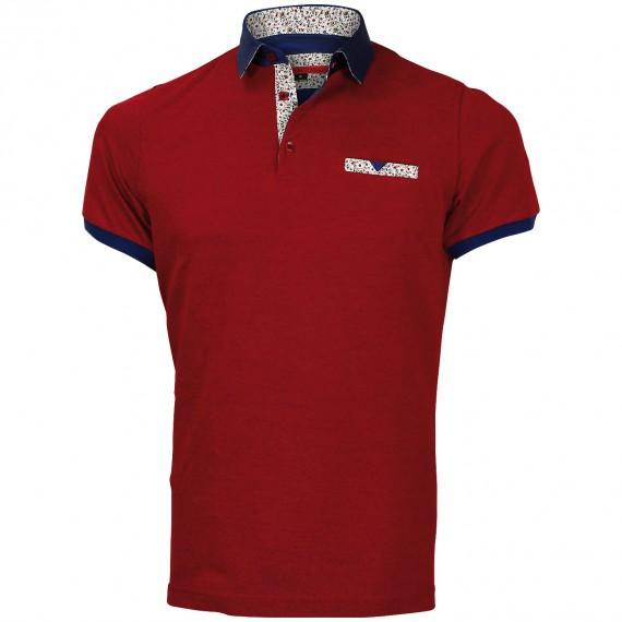 Polo col chemise WARREN Andrew Mc Allister E-VPOCKET2