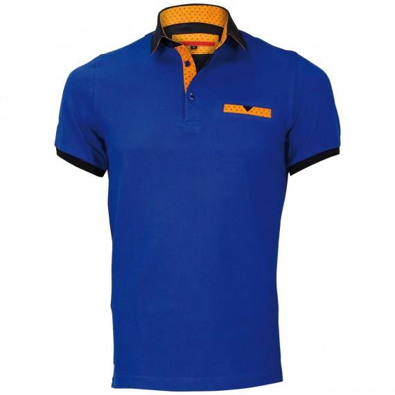 Polo col chemise WARREN Andrew Mc Allister E-VPOCKET3