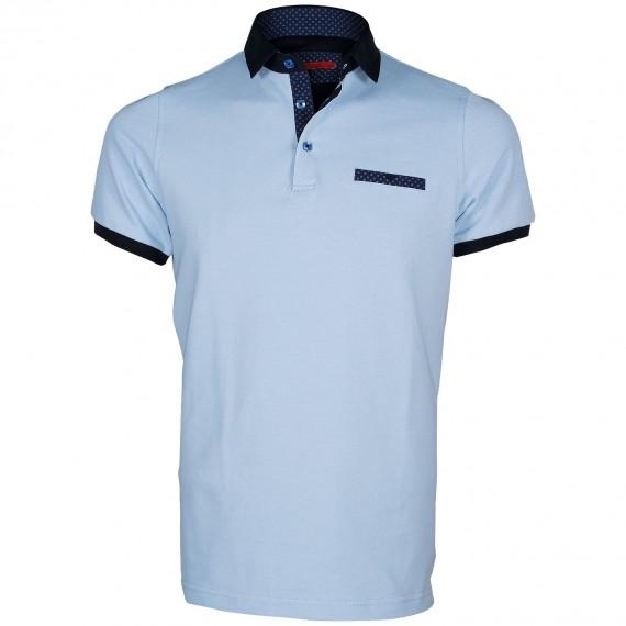 Polo col chemise WARREN Andrew Mc Allister E-VPOCKET4