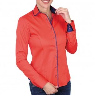 chemise poignets napolitains