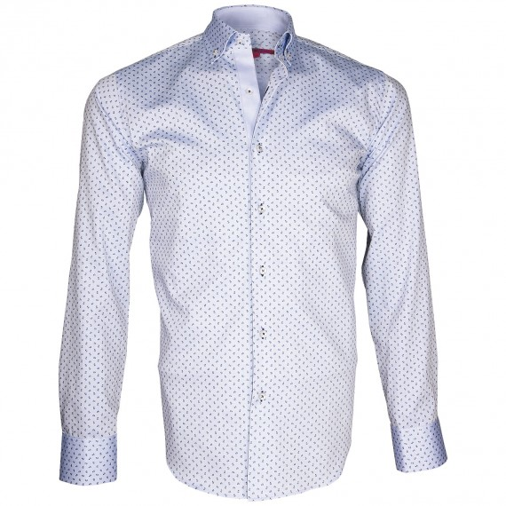 Chemise libertyEPSOM Andrew Mc Allister T12AM1