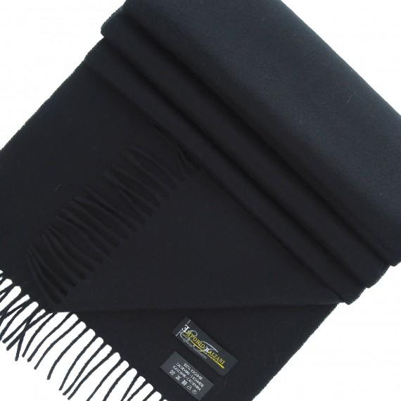 Echarpe100 % CACHEMIRE Emporio balzani CASH100-BLACK
