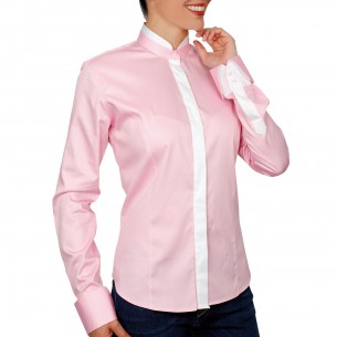 Chemise col maoBECKY Andrew Mac Allister PF13AM3
