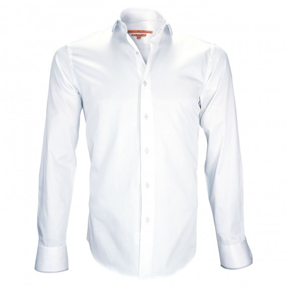 chemise col rondROUND TWO Andrew Mac Allister ZB25AM2