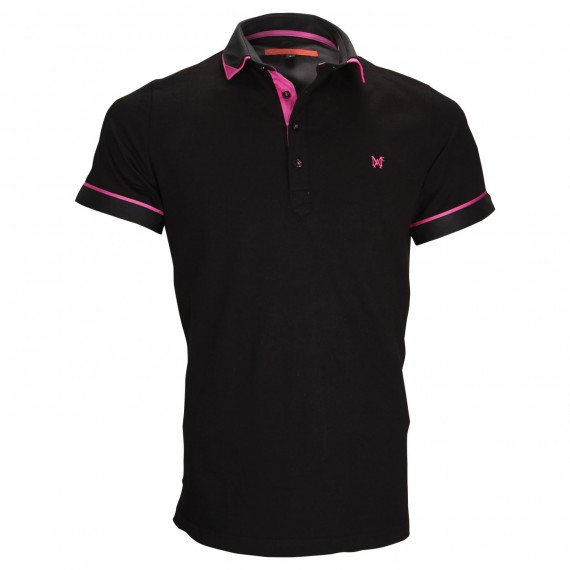 Polo modeERWIN Andrew Mac Allister ZB2-BLACK
