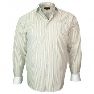 Chemise col blanc