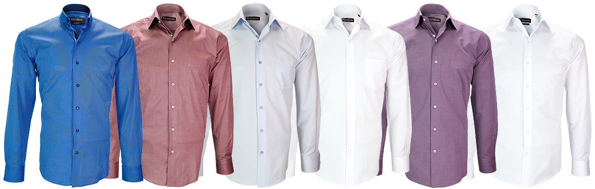 Nouvelles collections chemise homme
