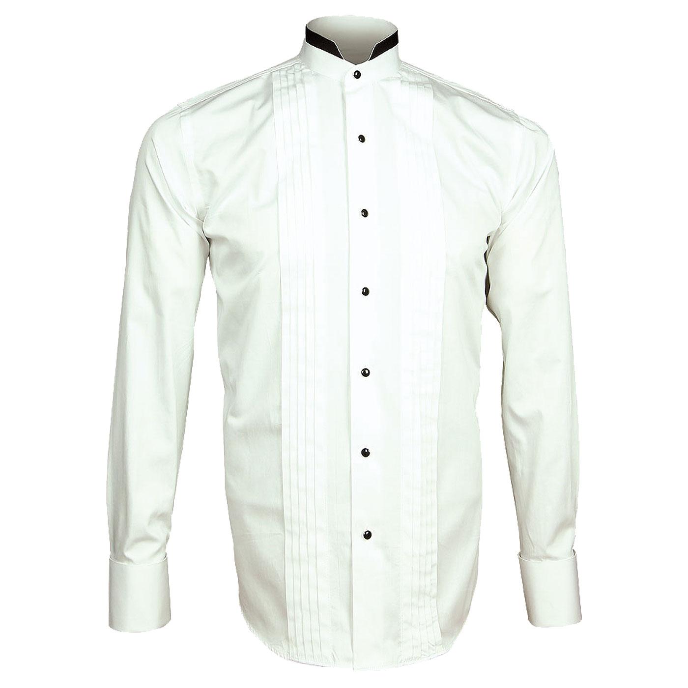 chemise col mao homme mod les exclusifs sur chemiseweb. Black Bedroom Furniture Sets. Home Design Ideas