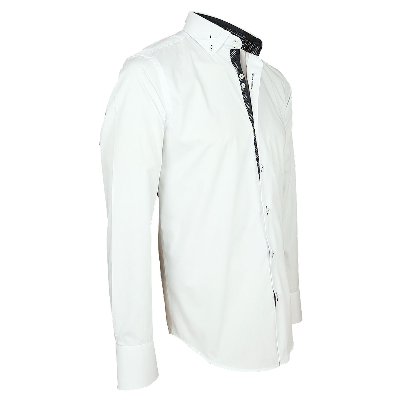 Chemise Double Col Italien