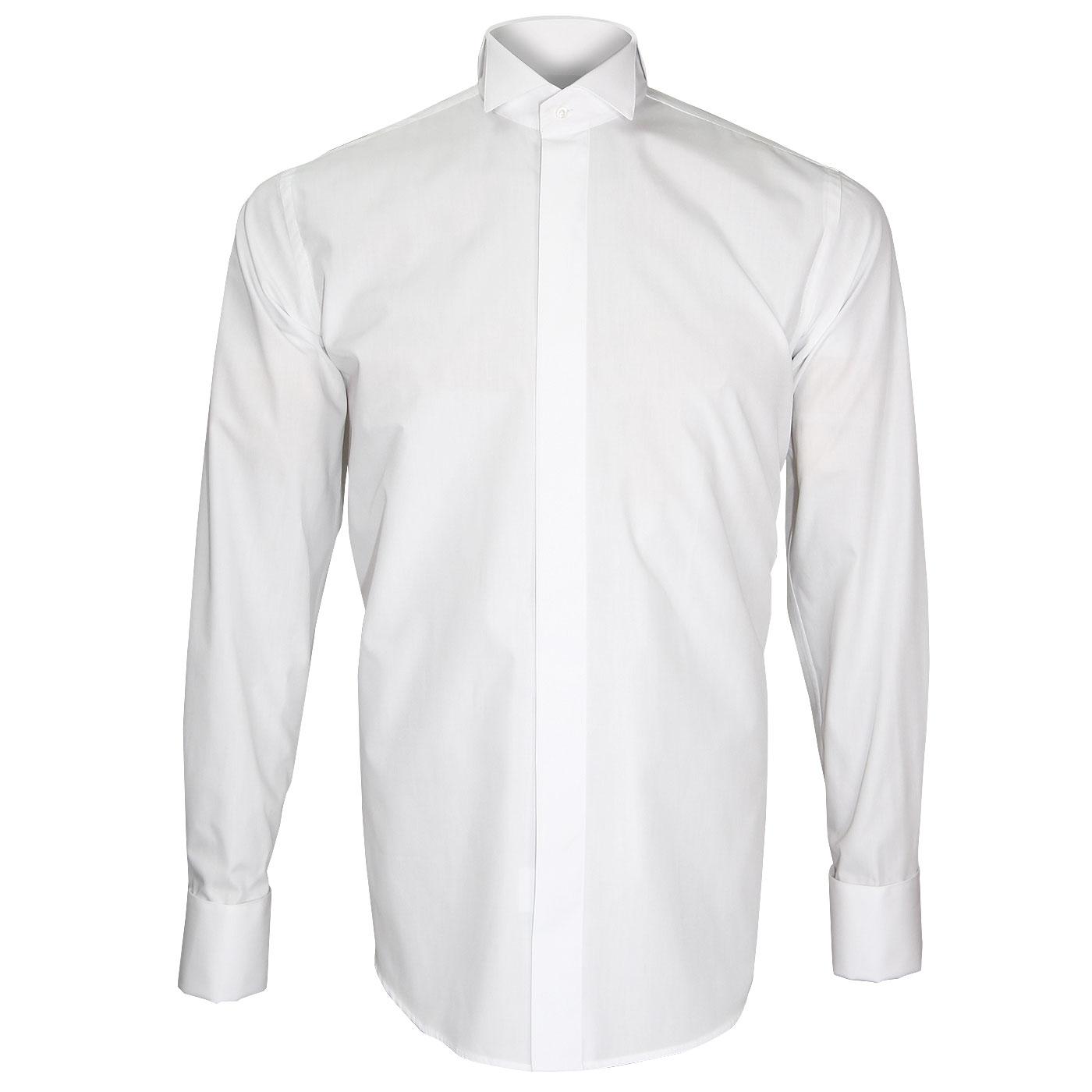chemise blanche 800 mod les droite ou cintr e livr en 48h. Black Bedroom Furniture Sets. Home Design Ideas