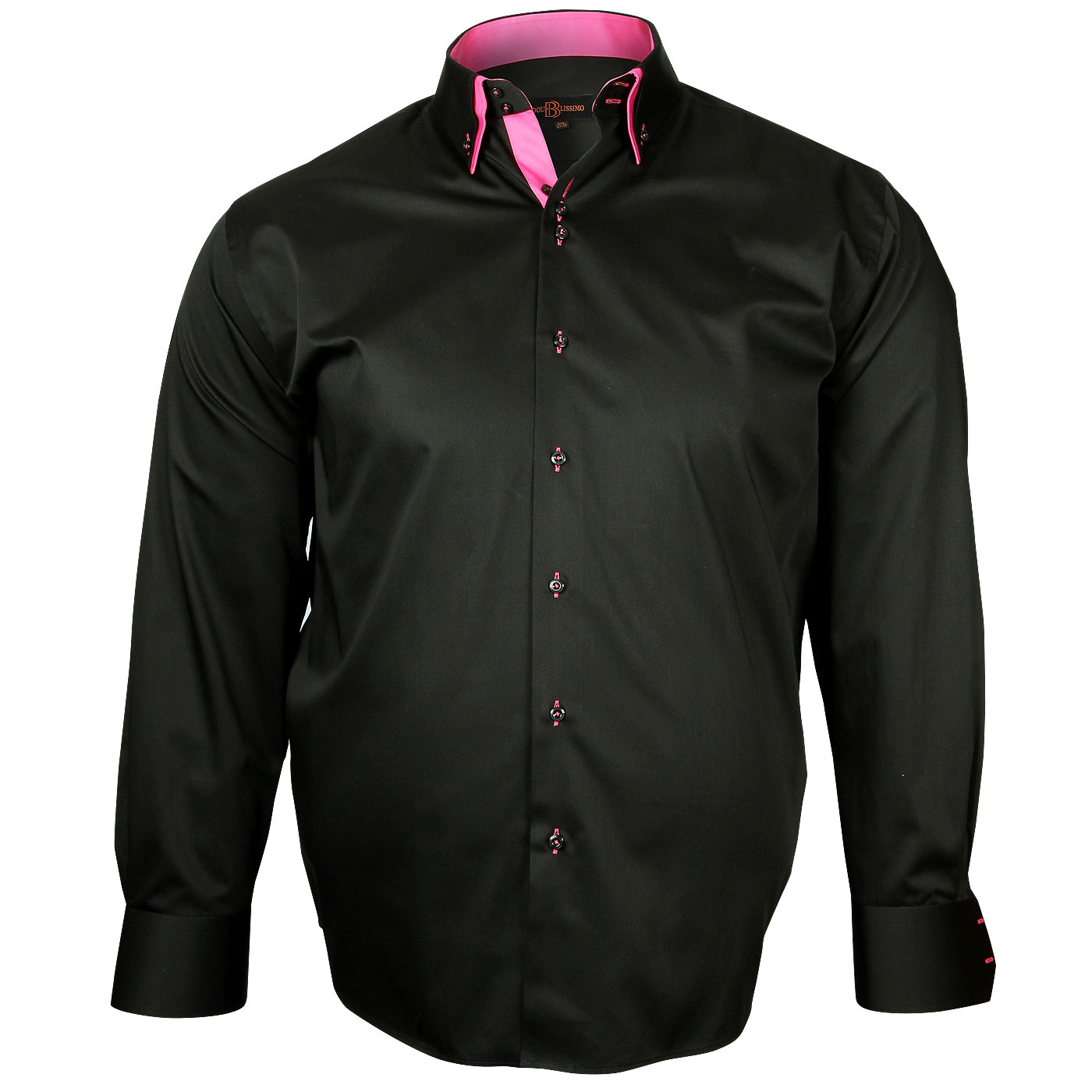 Chemise homme grande taille fashion