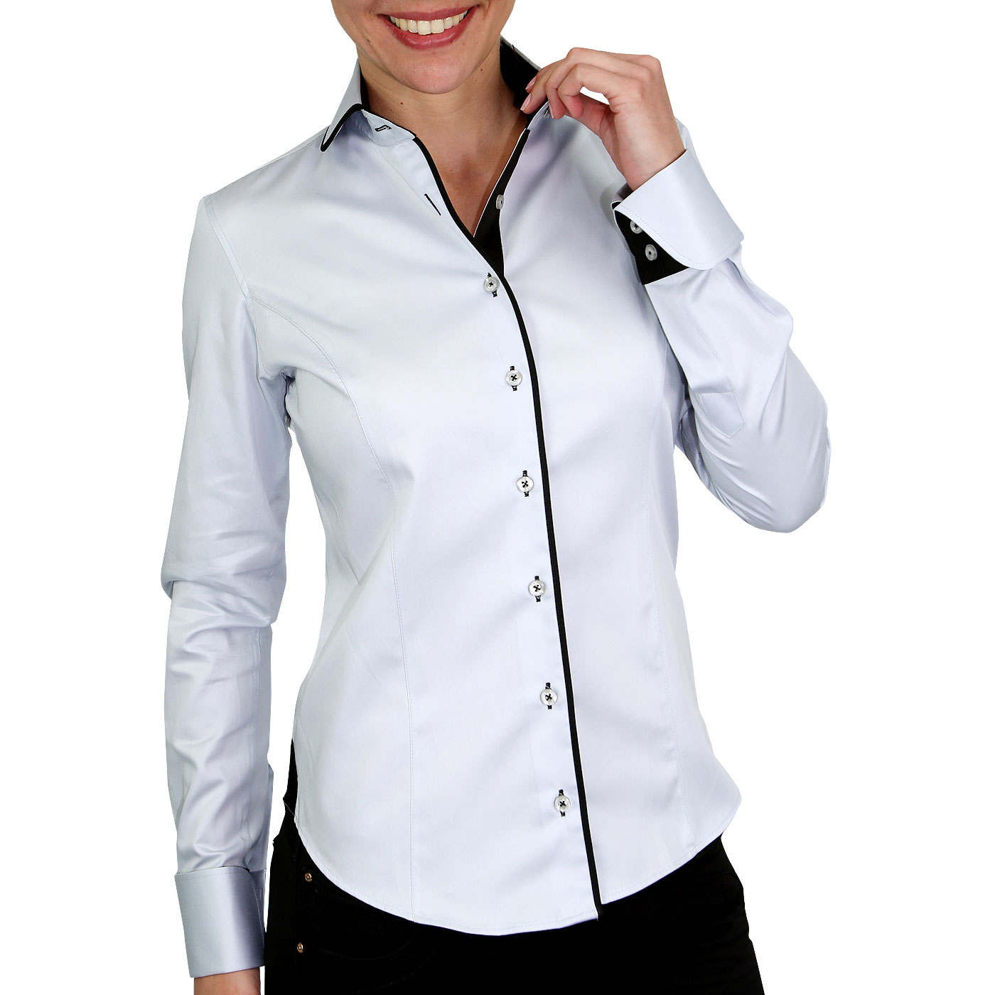 Chemise femme pour working girls
