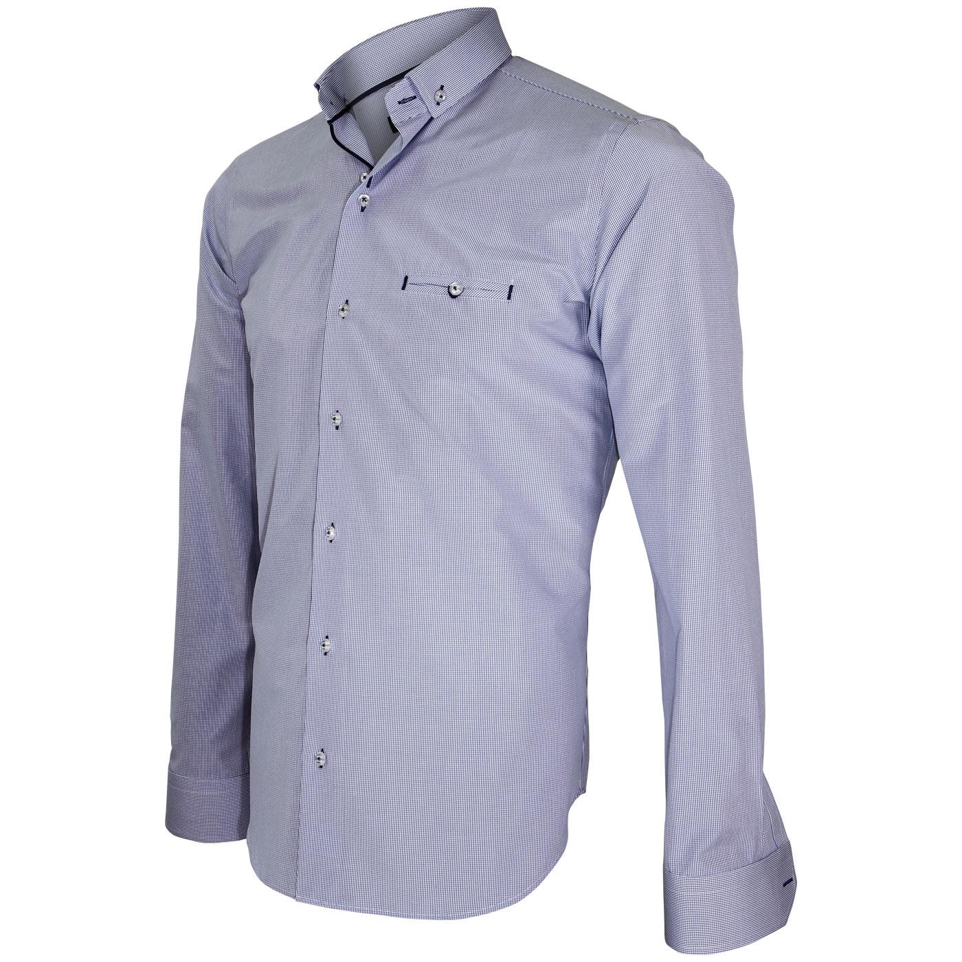 Chemise italienne chemiseweb le sp cialiste de la - Chemise homme fashion coupe italienne cintree ...