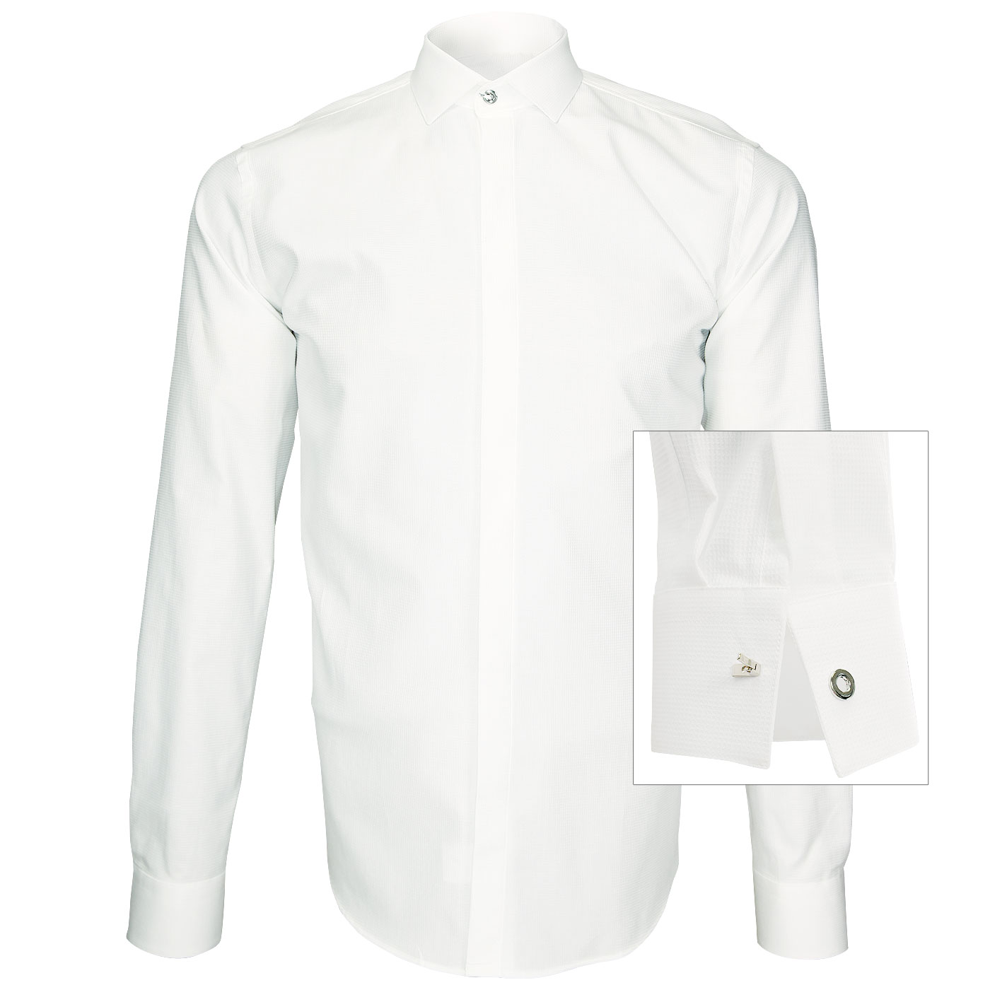 Chemise Blanche: l'Indispensable