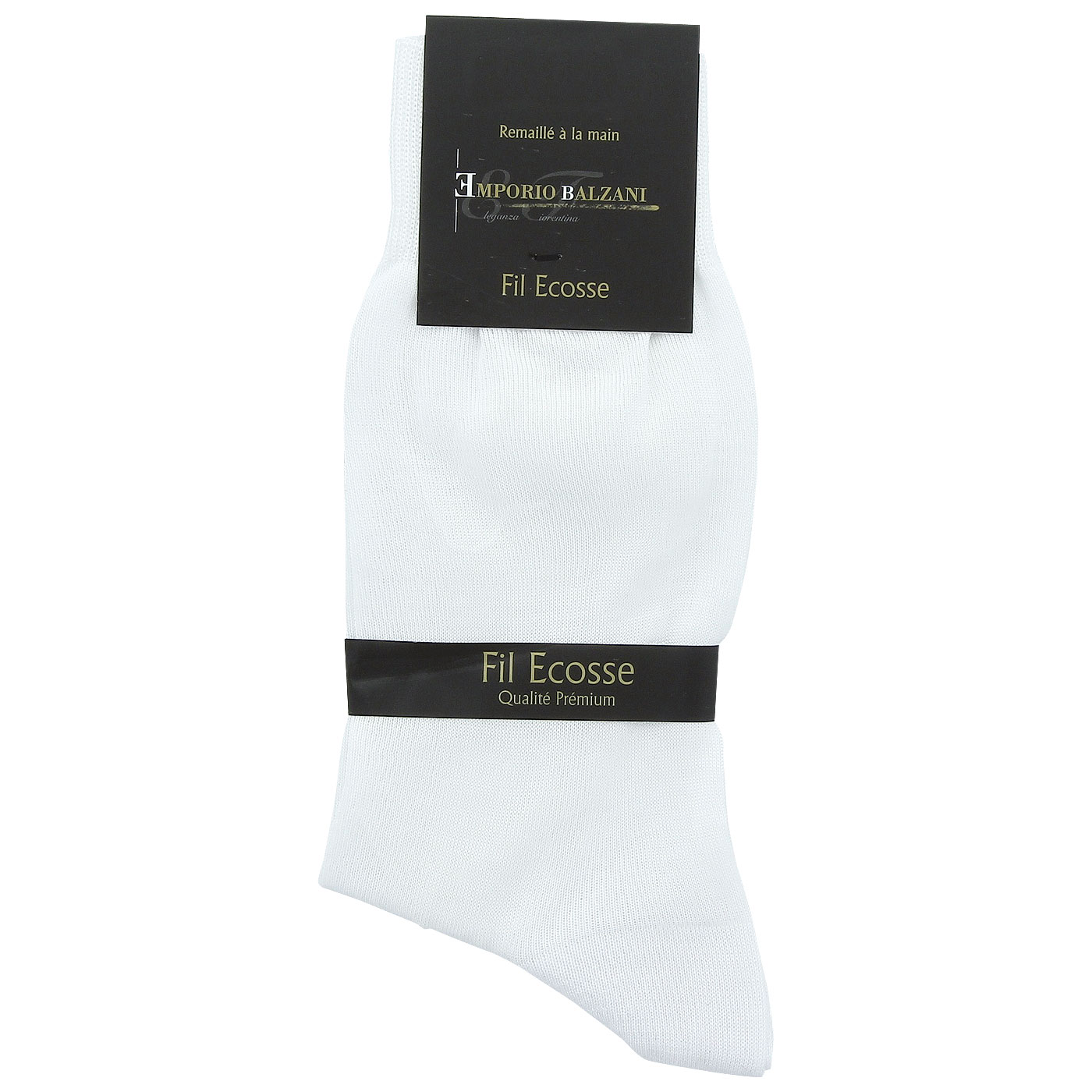 chausettes fil ecosse