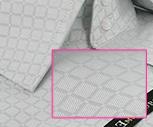 Exemple de chemise en tissus double retord